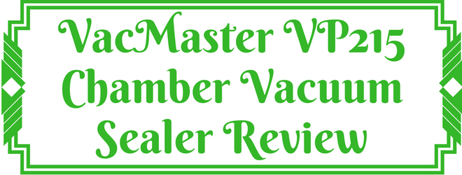 VacMaster VP215 Review