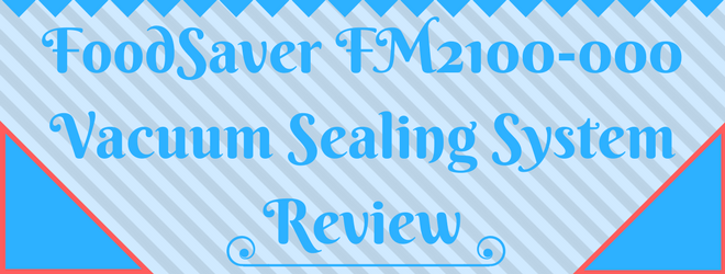 foodsaver fm 2100 review